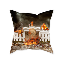 Load image into Gallery viewer, Capitol Punishment Throw Pillow