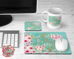 Hustle for the Pretty Things Sublimation Transfers