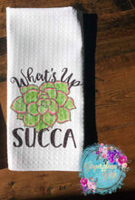 Load image into Gallery viewer, What's Up Succa' Cactus Sublimation Transfers