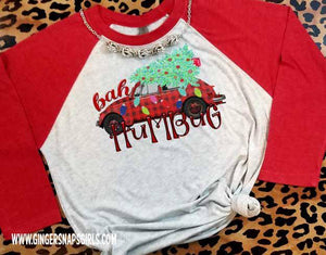 Bah Humbug Volkswagon Beetle Bug Christmas Sublimation Transfers