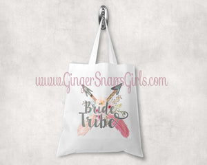 Bride Tribe Sublimation Transfers