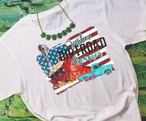 Dirt Road Dreamer Vintage Truck and Farmhouse Sublimation Transfers