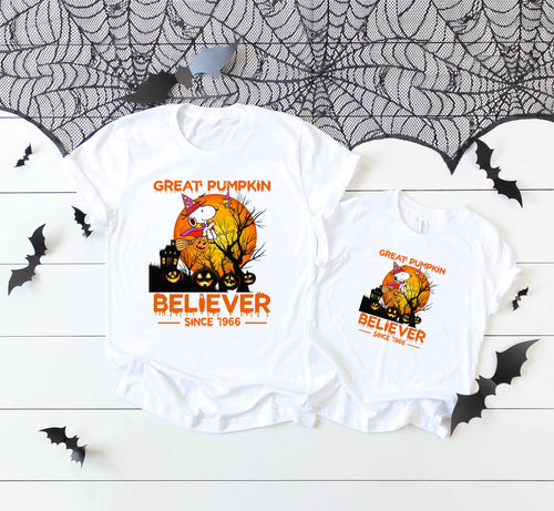 The Great Pumpkin Believer Screen Print Transfers RTS