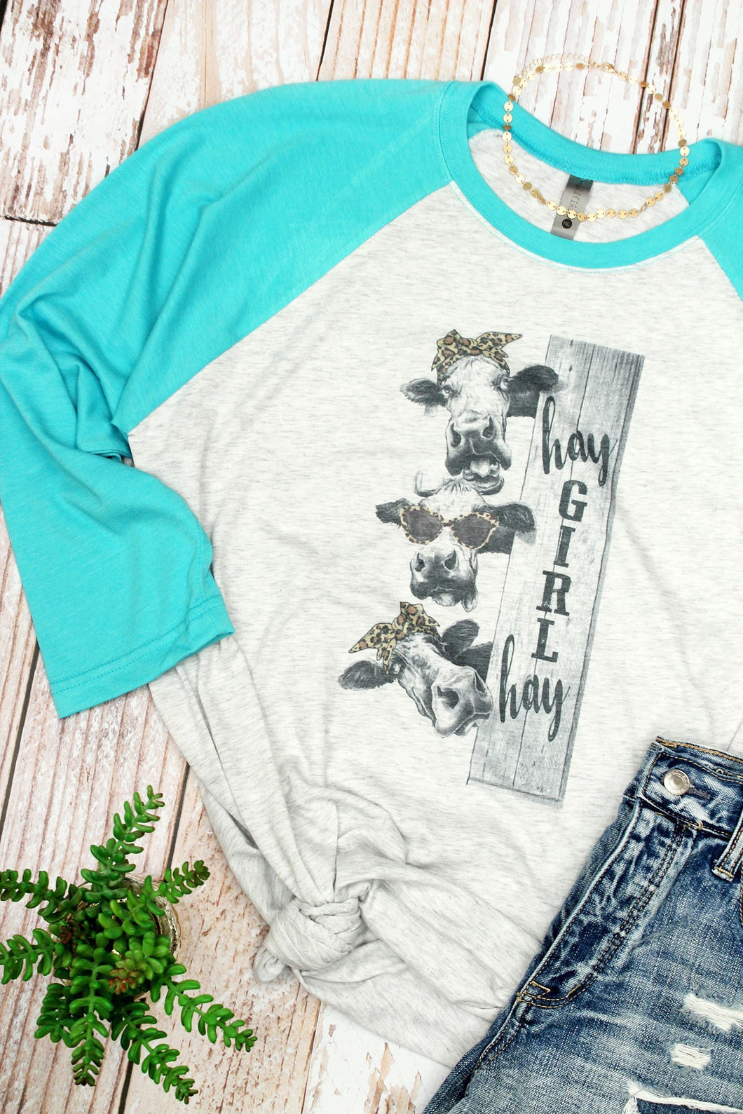 Hay Girl Hay Heifer Sublimation Transfers
