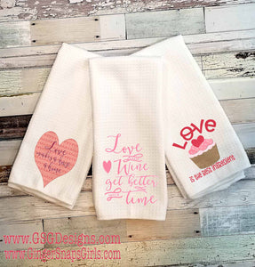 Love Makes a House a Home Sublimation Transfers