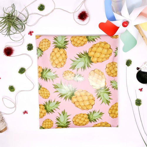 Pineapple Poly Mailers 10