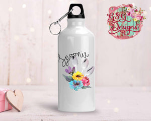 Spoonie Floral Digital Sublimation Design File PNG