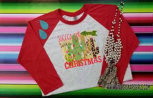 Succa For Christmas Sublimation Transfers