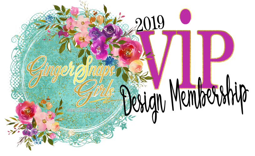 VIP 2019 Annual Membership Digital Designs, Yearly GSG File Memberships