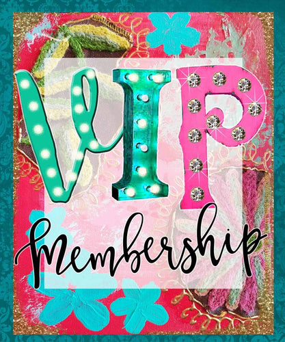 VIP 2018 Annual Membership Digital Designs, Yearly GSG File Memberships
