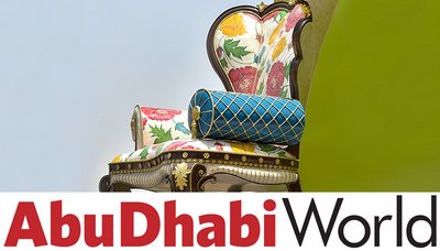 Interview with Abu Dhabi World Magazine