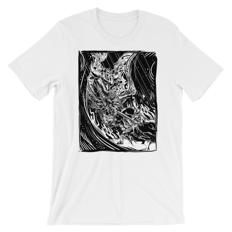 Dragon Slayer Tee (Black)