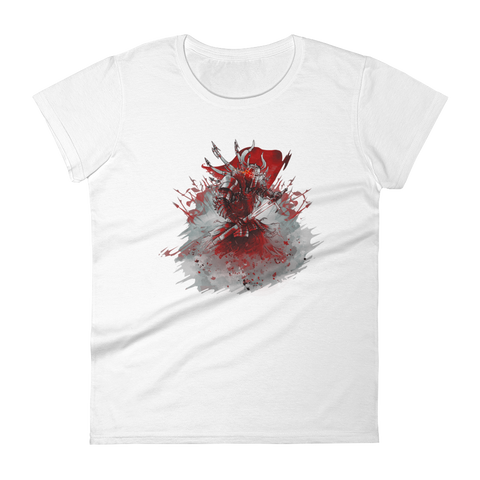 The Warrior - Red (Women's)
