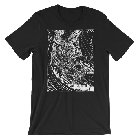 Dragon Slayer Tee (White)