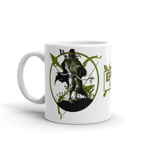 EpicIRL - Duo Colored Ranger Mug (Green & Red)