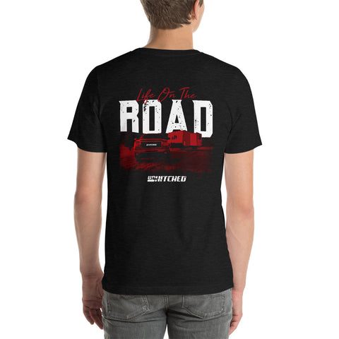 Life On The Road T-Shirt with Tear Away Label