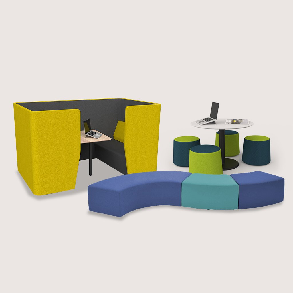 collaborative office furniture range