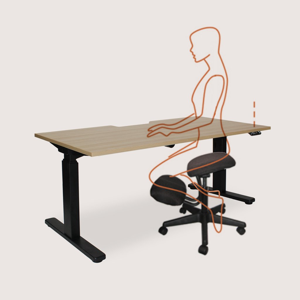 ergonomic office furniture range