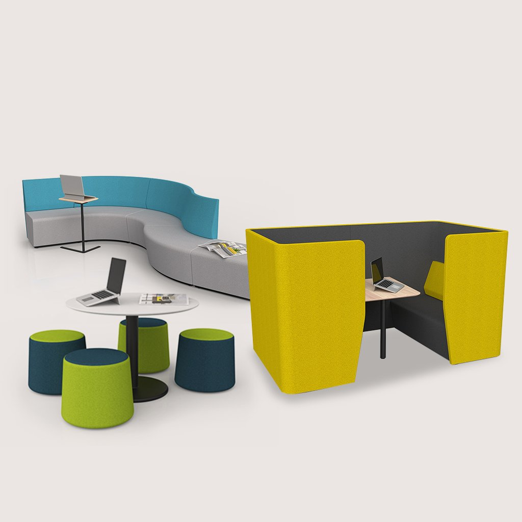 motion office furniture range