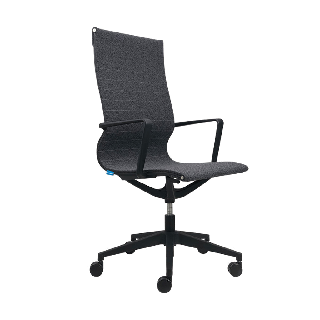 buro diablo highback mesh chair