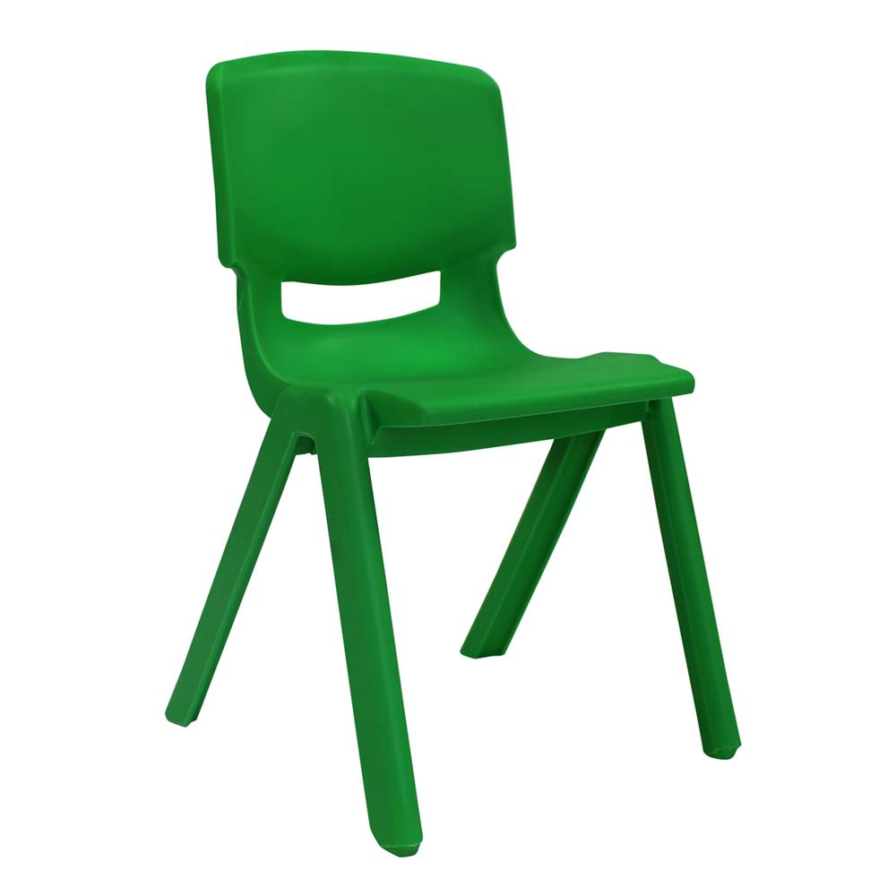 Mobel Cadet Chair Green