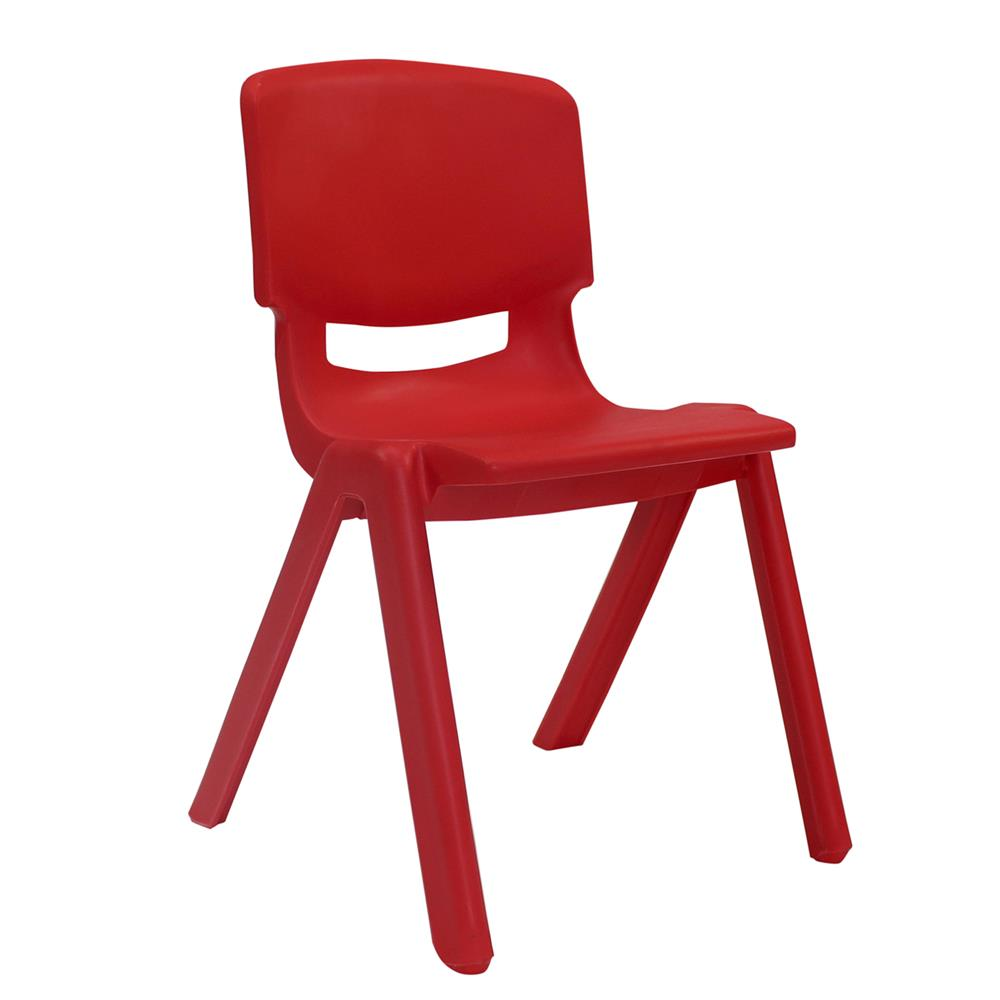 Mobel Cadet Chair Red