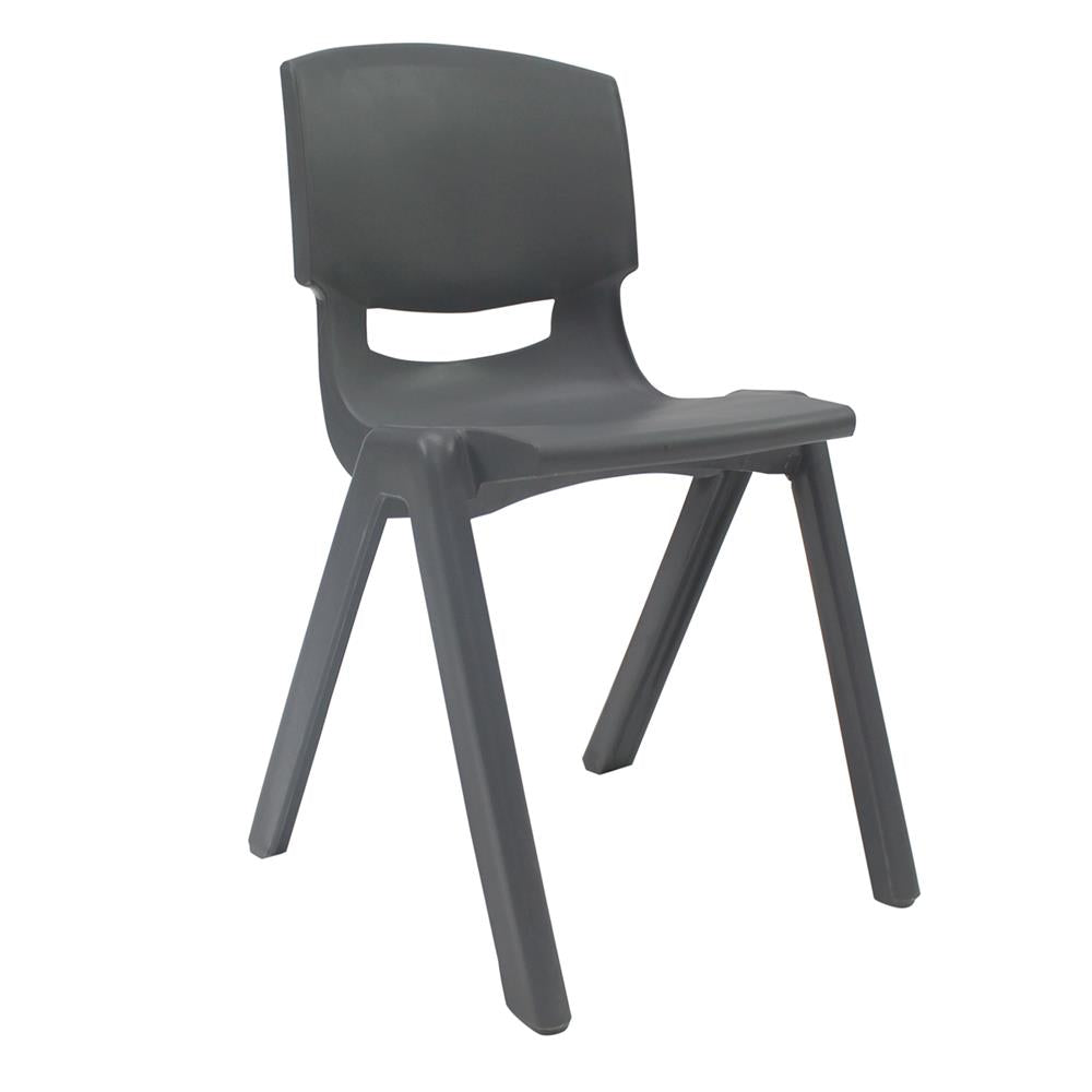 Mobel Cadet Chair Charcoal