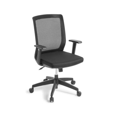Media Boardroom Mesh-Back Chair