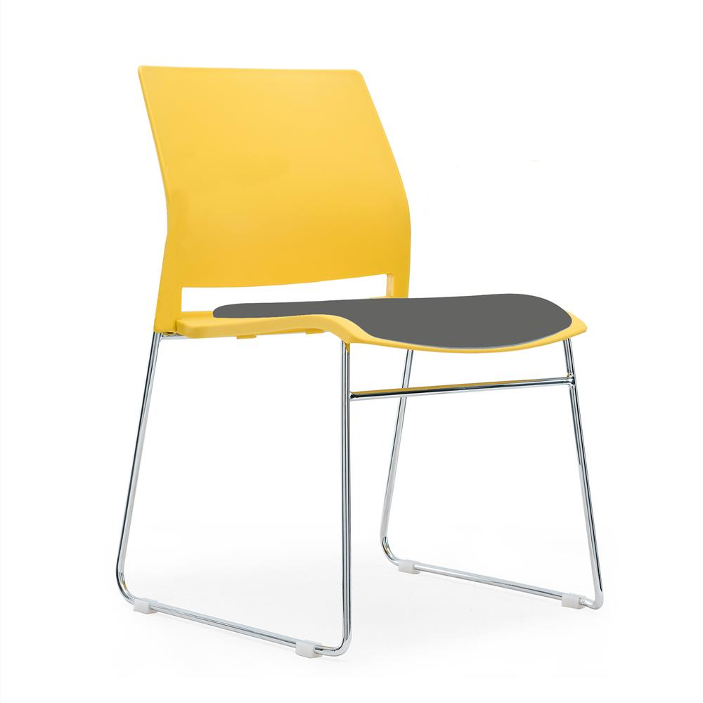 Soho Cafe Chair with Seat Pad