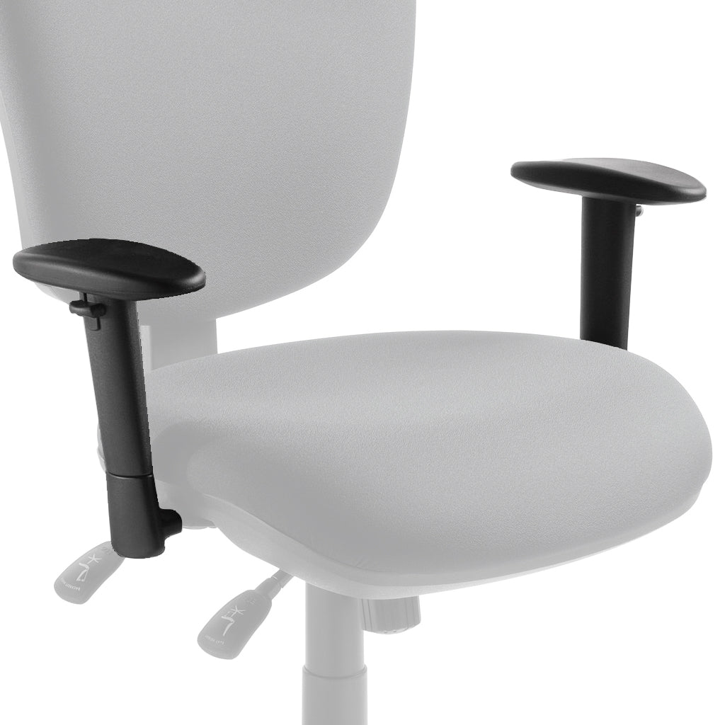 Height Adjustable Armrests for Arena Chair
