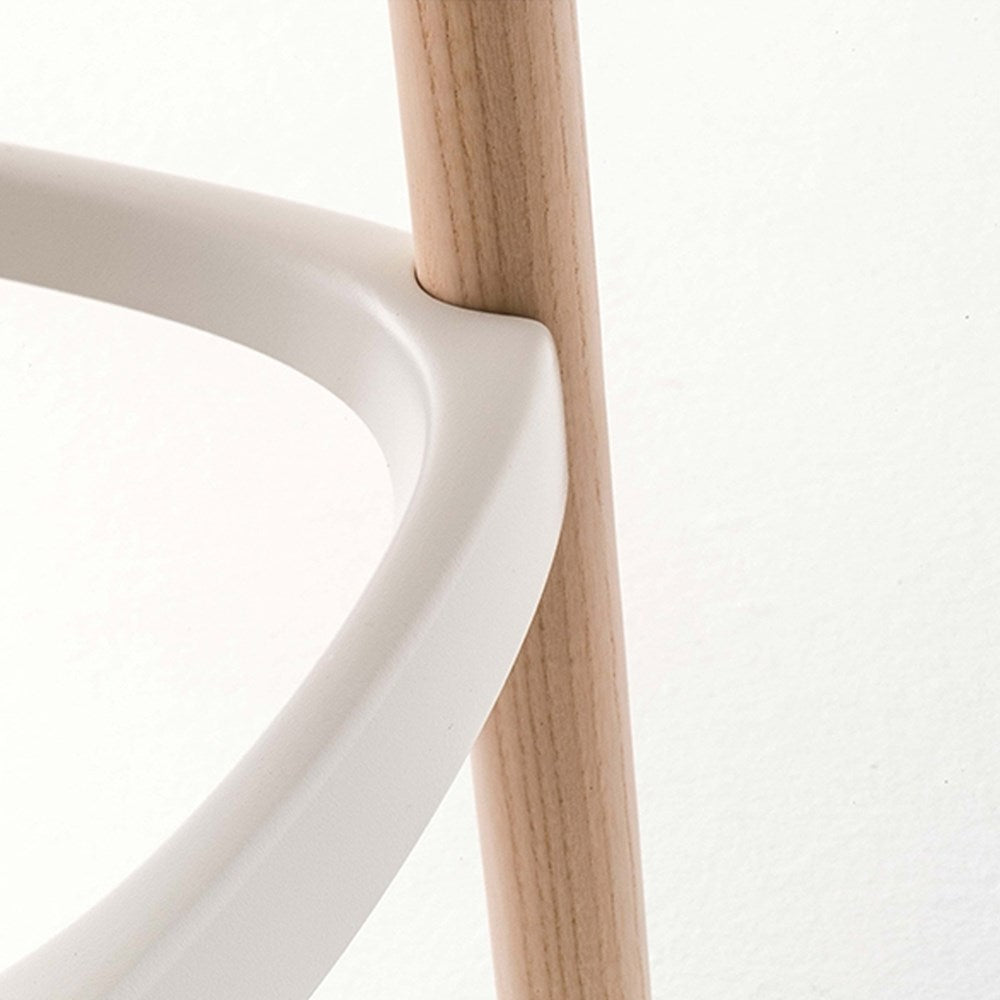 Babila Timber Kitchen Stool