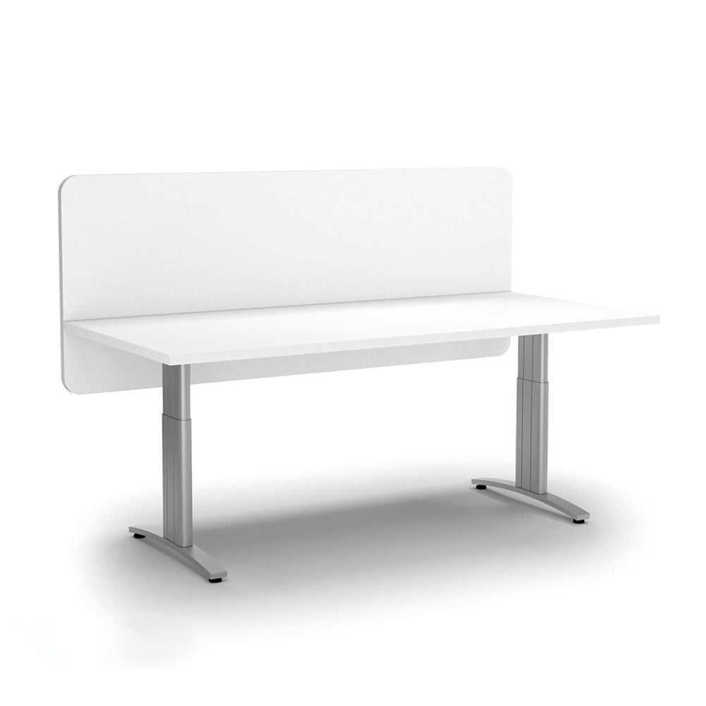 Boyd Acoustic Modesty Desk Screen 600h x 1200w