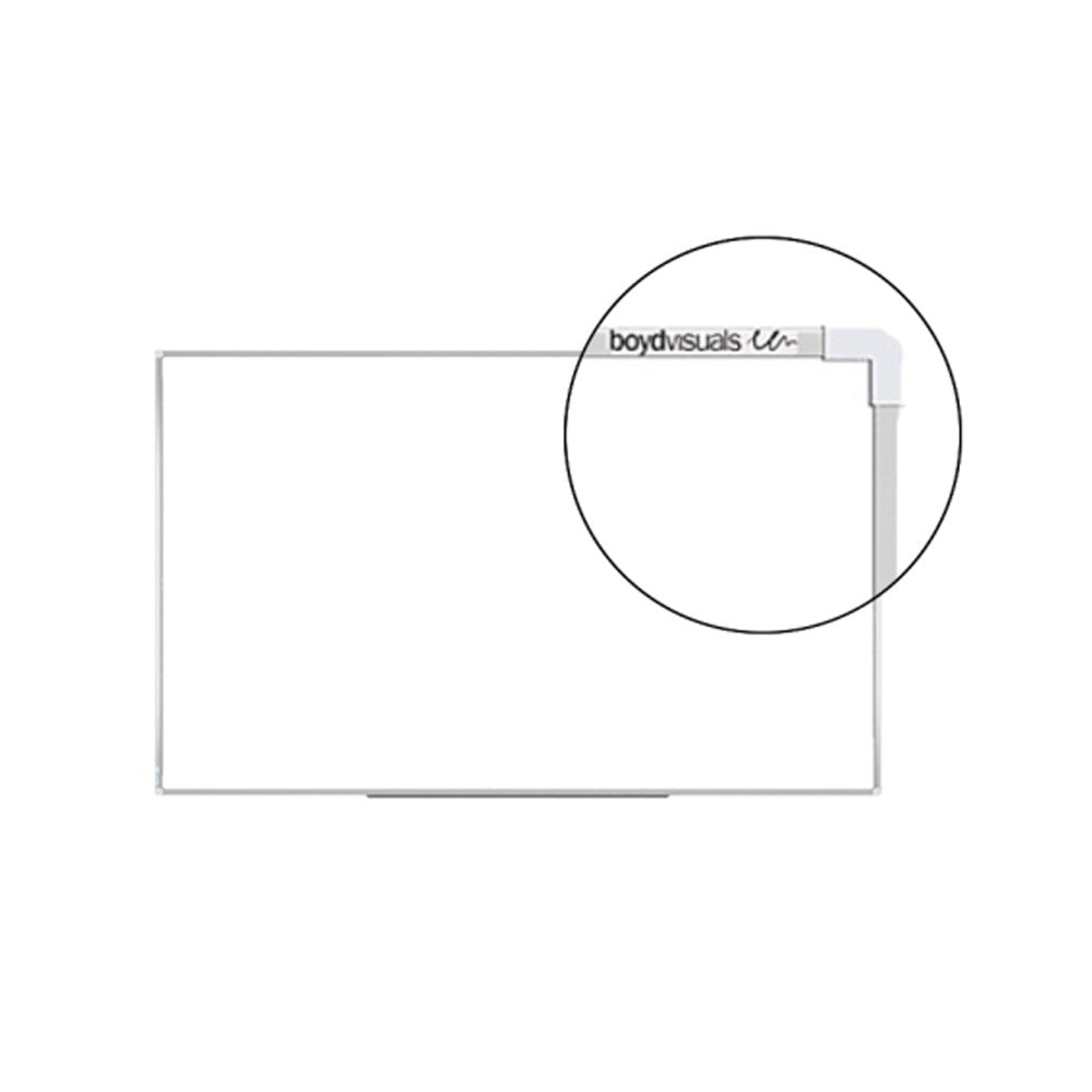 Acrylic Single-Sided Whiteboard