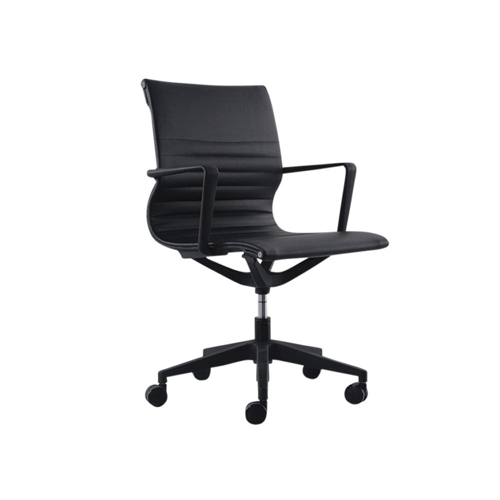 Buro Diablo Black Office Chair