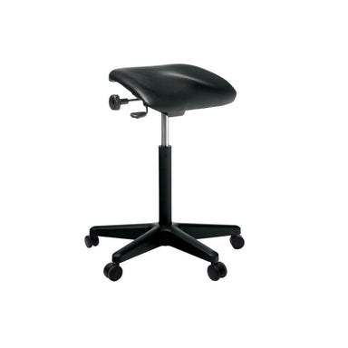 buro posturite stool with castors