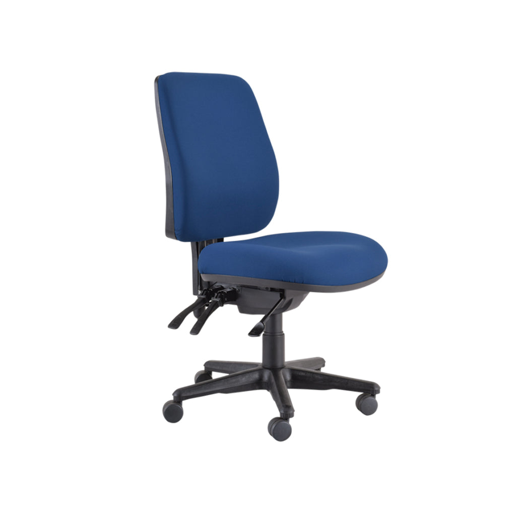 Buro Roma 3-Lever Highback Office Chair