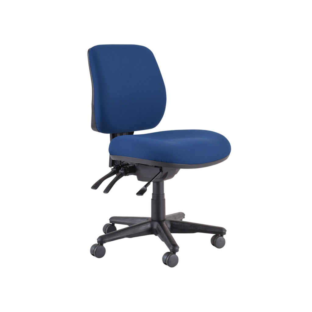 Buro Roma 3-Lever Midback Office Chair