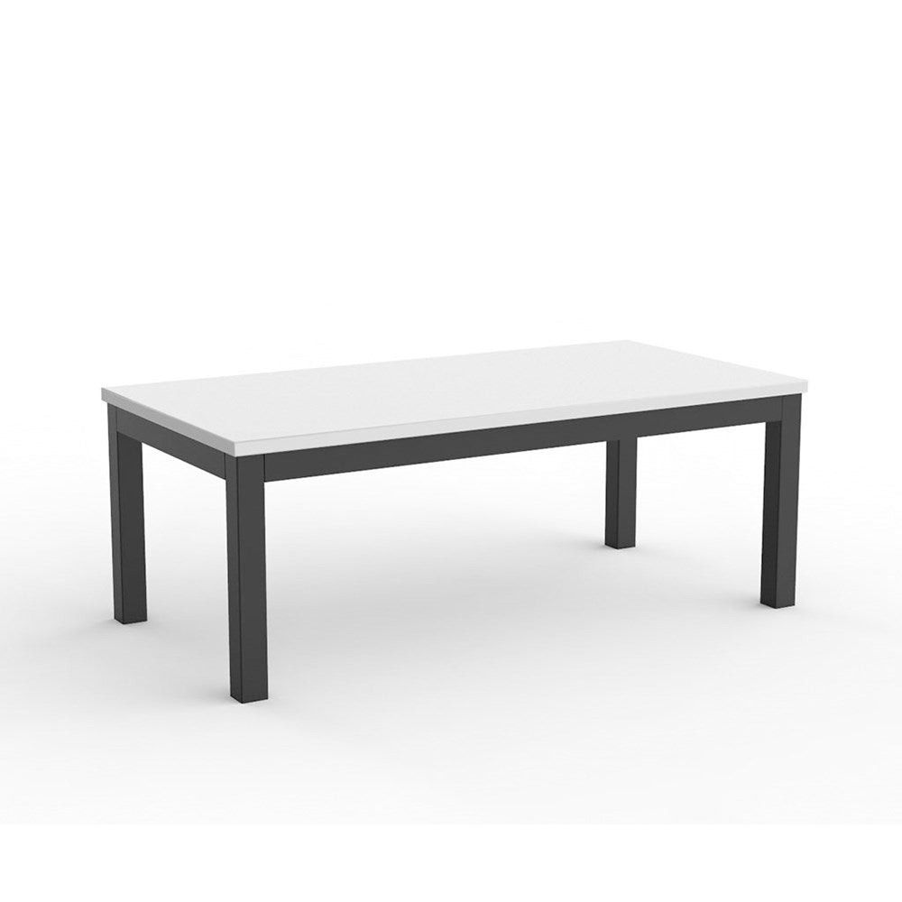 Cubit Black 1200 Rectangle Coffee Table