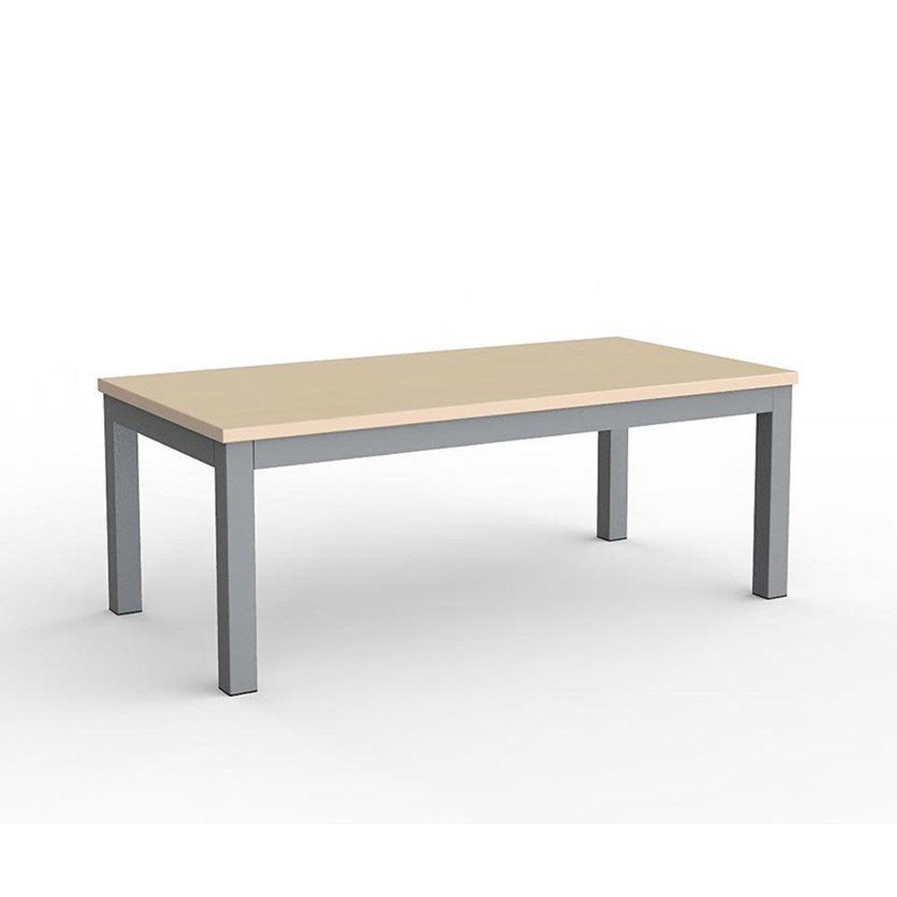 Cubit Silver 1200 Rectangle Coffee Table