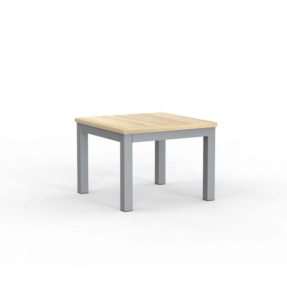 Cubit Silver 600 Square Coffee Table