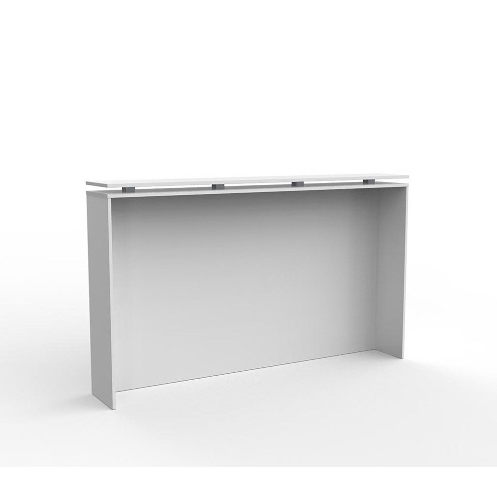 Cubit Straight Reception Front Counter