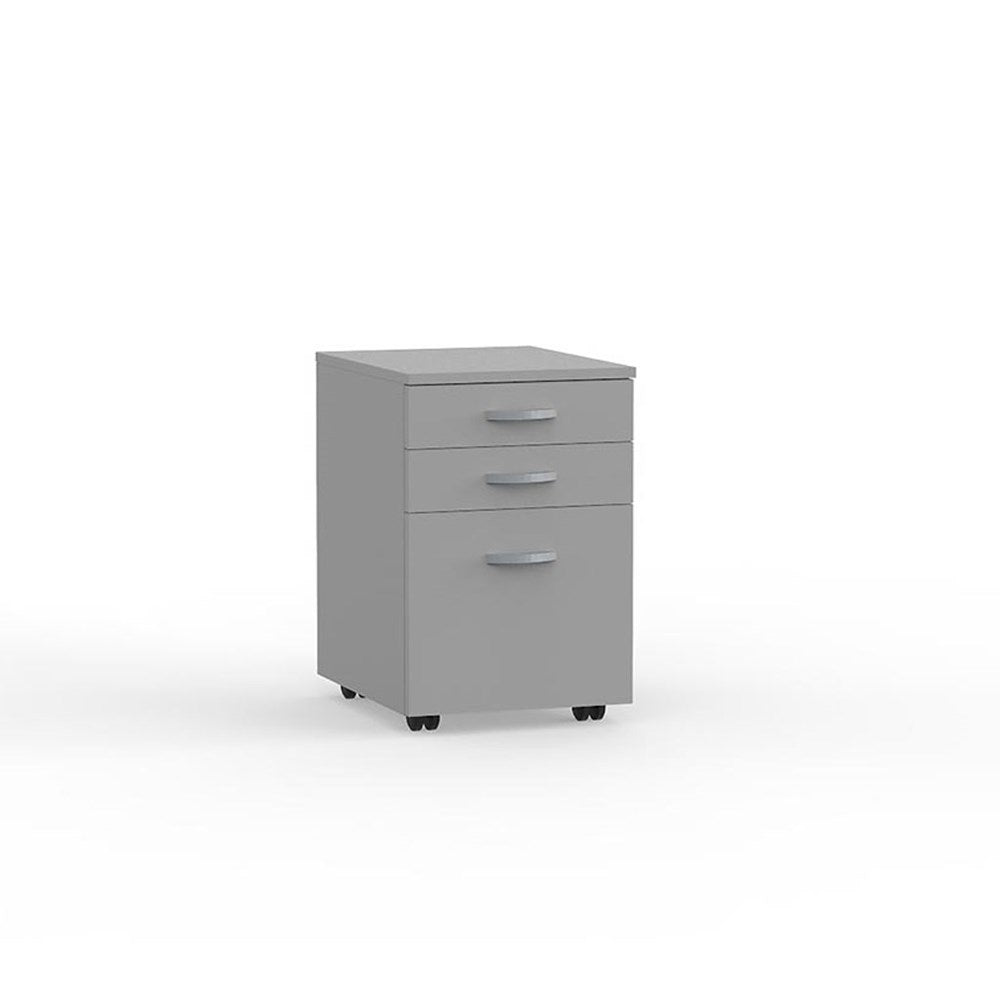 Eko 2-Drawer and File Mobile Storage Unit