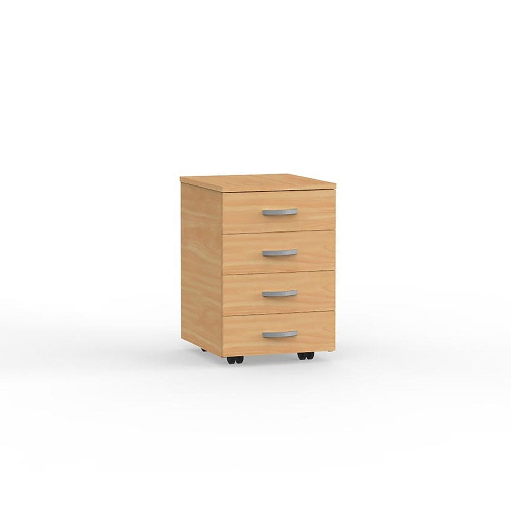 Eko 4-Drawer Mobile Storage Unit