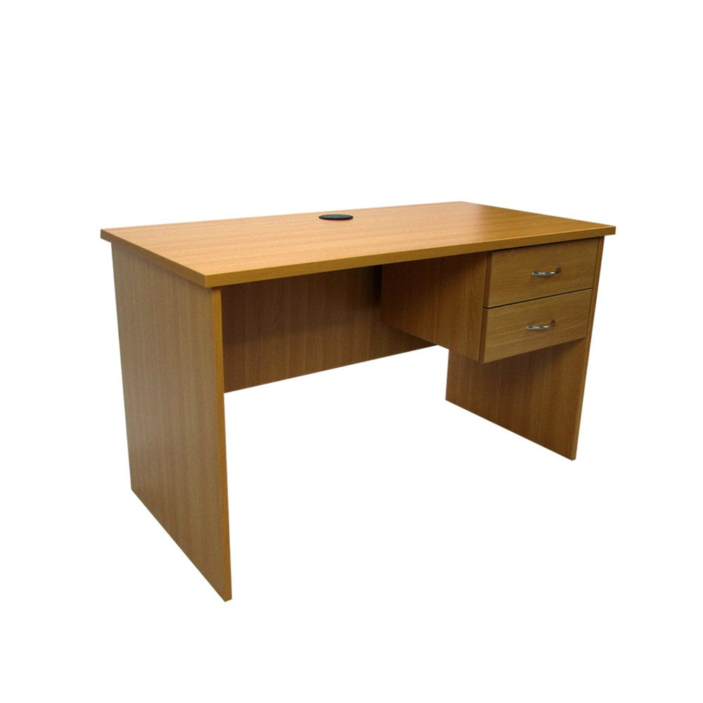 Mobel Haswood 1200 Straight Desk with Drawers