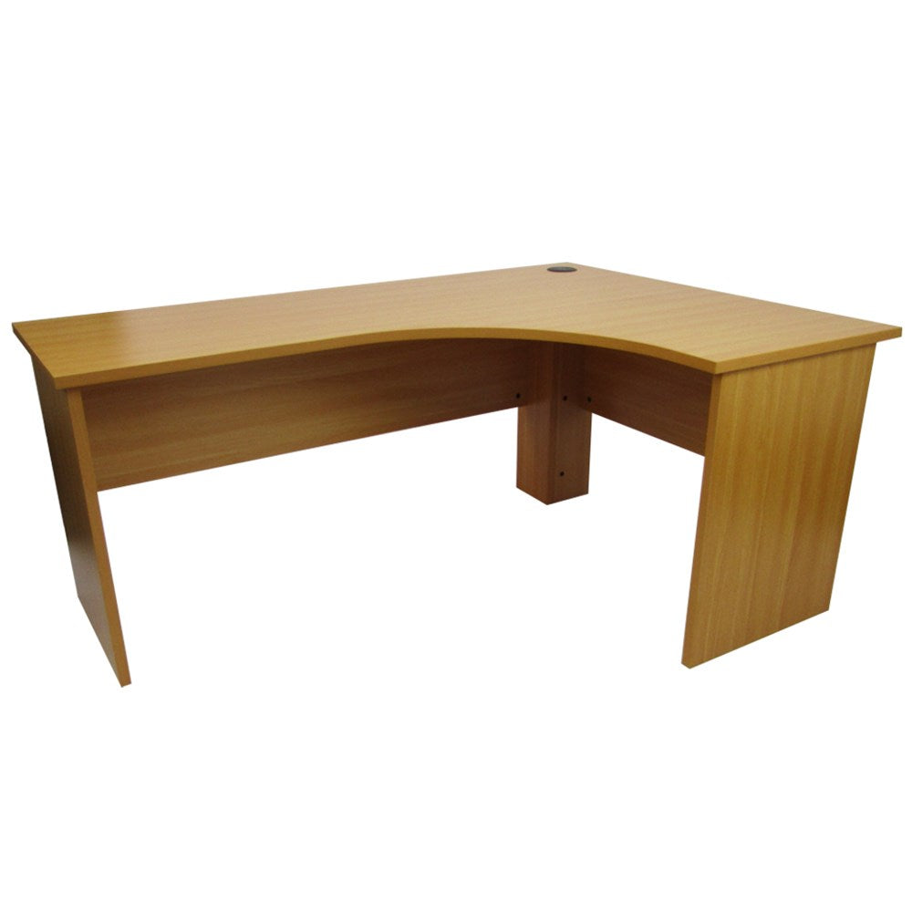 Mobel Haswood 1700 Left Corner Desk