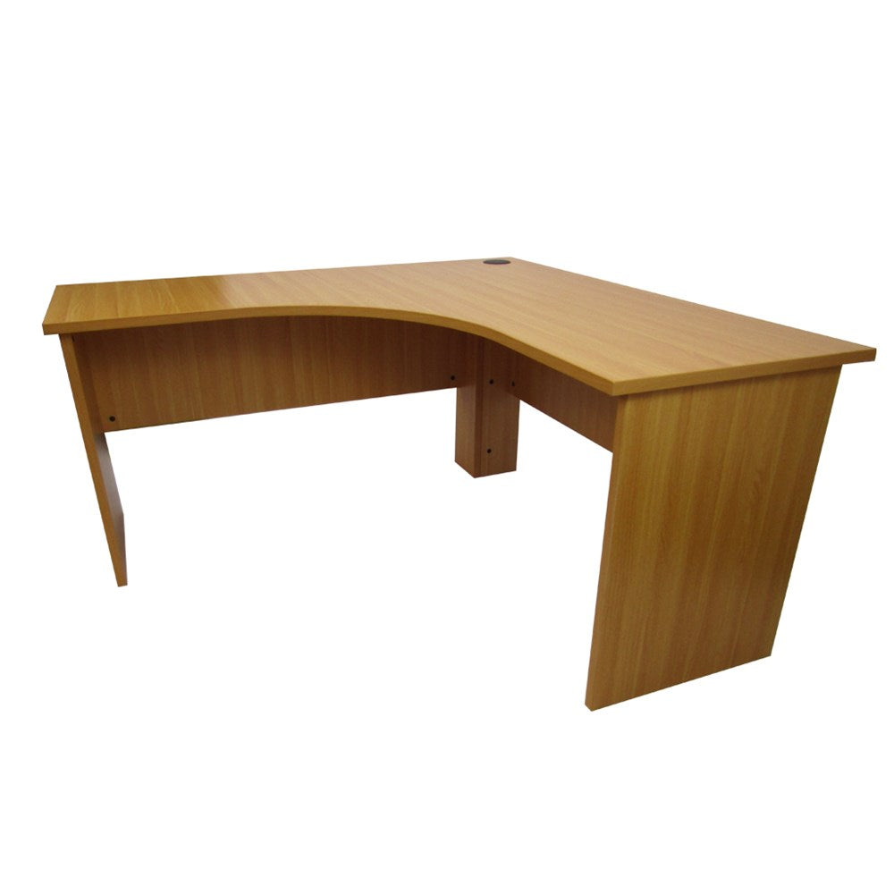 Mobel Haswood 1500 Corner Desk