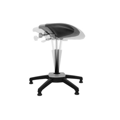 posturite active stool moving