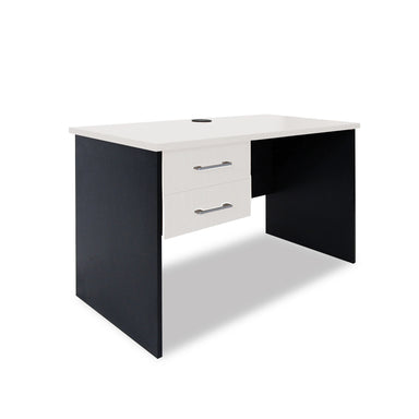 sonic 2 drawer straight desk
