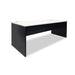 black and white 1500 desk