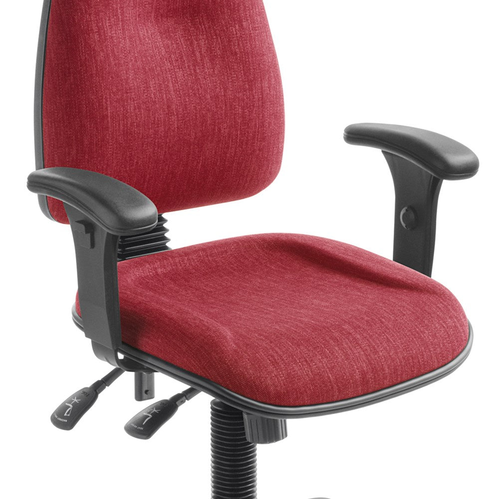 Height Adjustable Armrest Option for Spectrum, Graphic and Tag Chair